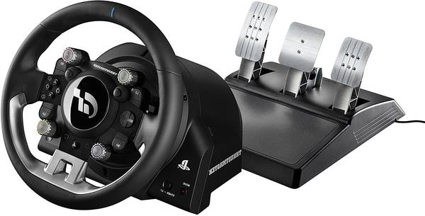 volant ps4 thrustmaster t300 rs