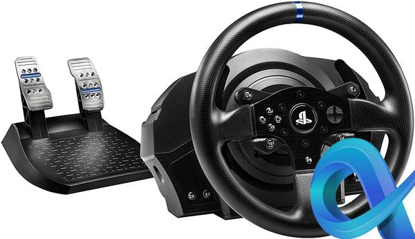volant ps4 thrustmaster t150 rs pro